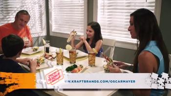 Oscar Mayer TV Spot, 'Ion: Cobb Wrap' - Thumbnail 9