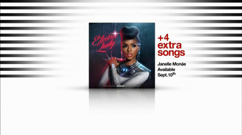 Target TV Spot, 'Janelle Monae: The Electric Lady' - Thumbnail 10