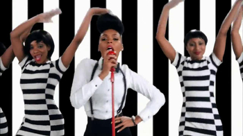 Target TV Spot, 'Janelle Monae: The Electric Lady' - Thumbnail 3