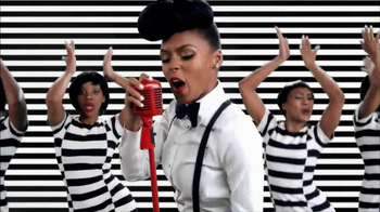 Target TV Spot, 'Janelle Monae: The Electric Lady' - Thumbnail 8
