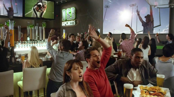 Dave and Buster's TV Spot, 'Sports Bar' - Thumbnail 3