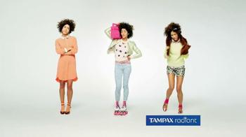 Tampax Radiant TV Spot, 'Style' Featuring Christina Caradona - Thumbnail 10
