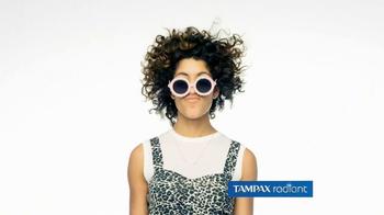 Tampax Radiant TV Spot, 'Style' Featuring Christina Caradona - Thumbnail 3