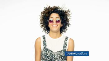 Tampax Radiant TV Spot, 'Style' Featuring Christina Caradona - Thumbnail 4