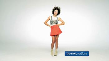 Tampax Radiant TV Spot, 'Style' Featuring Christina Caradona - Thumbnail 5