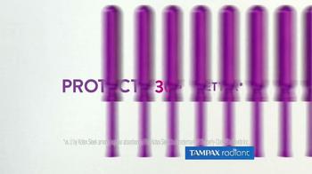 Tampax Radiant TV Spot, 'Style' Featuring Christina Caradona - Thumbnail 7