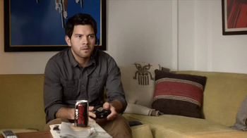 Coca-Cola Zero TV Spot, 'Game vs. Airport' Featuring H. Jon Benjamin - Thumbnail 1