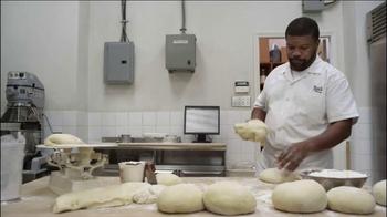 Go Daddy TV Spot, 'The Baker' Featuring Jean-Claude Van Damme - Thumbnail 1