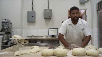 Go Daddy TV Spot, 'The Baker' Featuring Jean-Claude Van Damme - Thumbnail 5