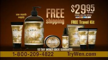 Wen Hair Care System By Chaz Dean TV Spot - Thumbnail 9