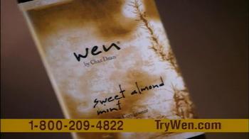 Wen Hair Care System By Chaz Dean TV Spot - Thumbnail 1