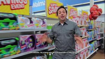 Walmart Super Savings Event TV Spot, 'Juguetes' [Spanish] - Thumbnail 2