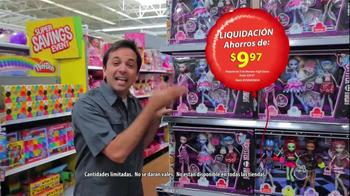 Walmart Super Savings Event TV Spot, 'Juguetes' [Spanish] - Thumbnail 3