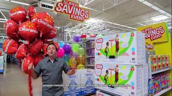 Walmart Super Savings Event TV Spot, 'Juguetes' [Spanish] - Thumbnail 4