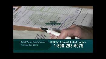 Student Relief Hotline TV Spot