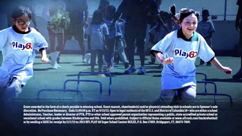 NFL Network Play 60 Super School TV Spot, 'Back to Football'