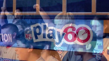NFL Network Play 60 Super School TV Spot, 'Back to Football' - Thumbnail 4