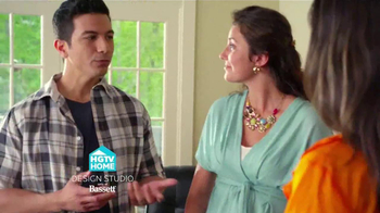 Bassett Anniversay Sale TV Spot, 'HGTV Home' - Thumbnail 3