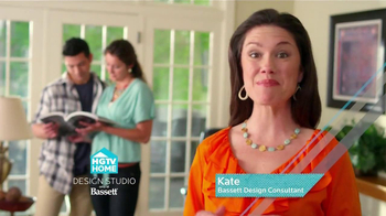 Bassett Anniversay Sale TV Spot, 'HGTV Home' - Thumbnail 5