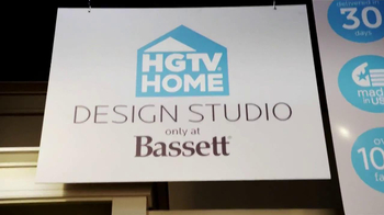 Bassett Anniversay Sale TV Spot, 'HGTV Home' - Thumbnail 6