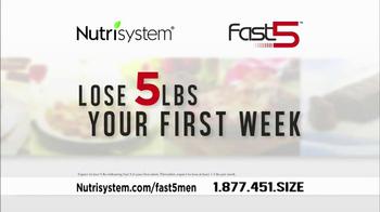 Nutrisystem Fast 5 TV Spot Featuring Dan Marino - Thumbnail 9