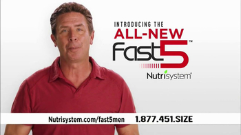 Nutrisystem Fast 5 TV Spot Featuring Dan Marino - 543 commercial airings
