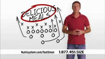 Nutrisystem Fast 5 TV Spot Featuring Dan Marino - Thumbnail 4