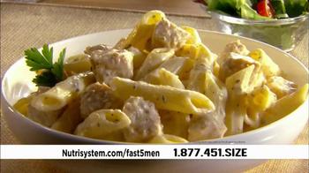 Nutrisystem Fast 5 TV Spot Featuring Dan Marino - Thumbnail 5
