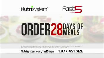 Nutrisystem Fast 5 TV Spot Featuring Dan Marino - Thumbnail 7