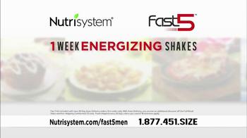 Nutrisystem Fast 5 TV Spot Featuring Dan Marino - Thumbnail 8