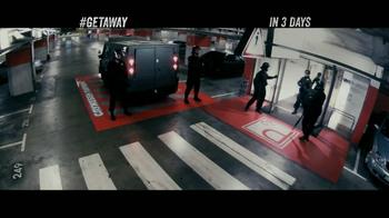 Getaway - 424 commercial airings