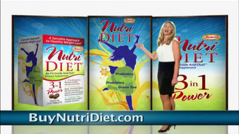 Nutri Diet 3 in 1 Power TV Spot, 'Japanese Women' - Thumbnail 2