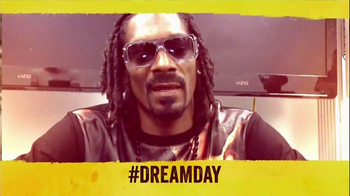 NBC TV Spot, 'Share Your Dream' Featuring Snoop Dogg - Thumbnail 8