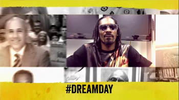 NBC TV Spot, 'Share Your Dream' Featuring Snoop Dogg - Thumbnail 9