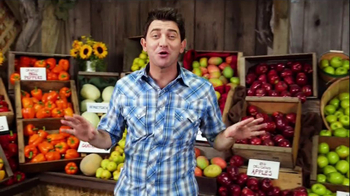 Walmart TV Spot, 'Fresh-Over: Grapes' - 1195 commercial airings