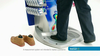 Dr. Scholl's Walmart Foot Mapping Center TV Spot - Thumbnail 5