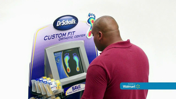 Dr. Scholl's Walmart Foot Mapping Center TV Spot - Thumbnail 6