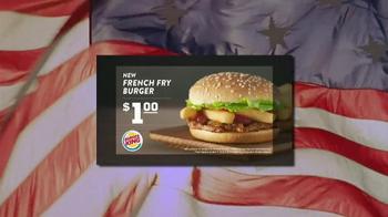Burger King Buffalo Chicken Strips TV Spot, 'Exotic' - Thumbnail 1