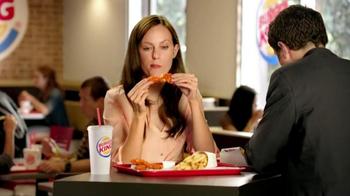 Burger King Buffalo Chicken Strips TV Spot, 'Exotic' - Thumbnail 8