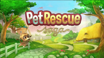 Pet Rescue Saga TV Spot, 'Playful Adventure' - Thumbnail 2