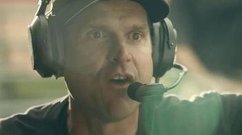 VISA TV Spot, 'Football Fantasy' Featuring Jim Harbaugh - Thumbnail 1
