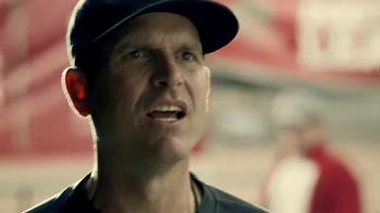 VISA TV Spot, 'Football Fantasy' Featuring Jim Harbaugh - Thumbnail 2