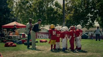 VISA TV Spot, 'Football Fantasy' Featuring Jim Harbaugh - Thumbnail 6