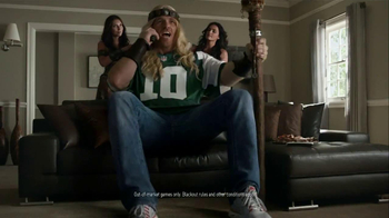 DIRECTV NFL Sunday Ticket TV Spot, 'Pretty Nice' - 997 commercial airings