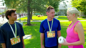 Cottonelle TV Spot, 'Talk About Your Bum: Marathon' - Thumbnail 3