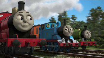 Thomas and Friends King of the Railway DVD TV Spot - Thumbnail 1