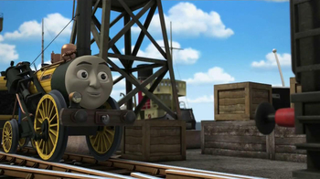 Thomas and Friends King of the Railway DVD TV Spot - Thumbnail 7