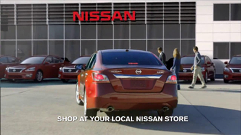 Nissan Altima TV Spot, 'Safety Shield' - Thumbnail 8