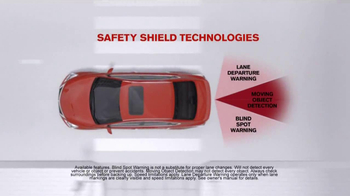 Nissan Altima TV Spot, 'Safety Shield' - Thumbnail 2