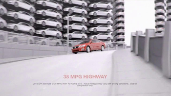 Nissan Altima TV Spot, 'Safety Shield' - Thumbnail 5